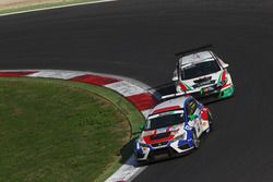 Thellung-Giovanardi, BF Racing, Seat Leon-TCR