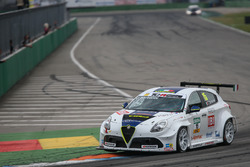 Cosimo Barberini, V-Action Racing Team, Alfa Romeo Giulietta TCR