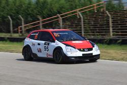 #95 Ülkü Motorsport, Hakan Mete Kutay, Honda Civic Type-R