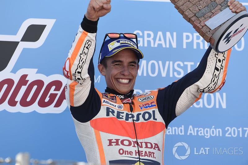 Marc Marquez - Repsol Honda Team
