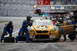 #96 Turner Motorsport BMW M6 GT3: Jens Klingmann, Justin Marks, Maxime Martin, Jesse Krohn, acción e