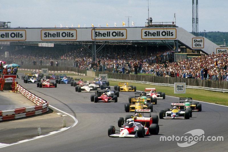 2. GP de Gran Bretaña 1987