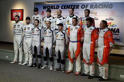 Los pilotos AMG