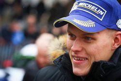 Le troisième, Ott Tänak, M-Sport