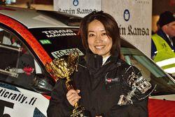 Sayaka Adachi, Toyota Gazoo racing