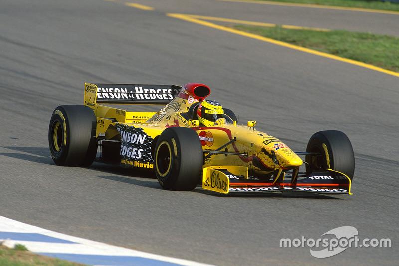 #11: Ralf Schumacher, Jordan, 197