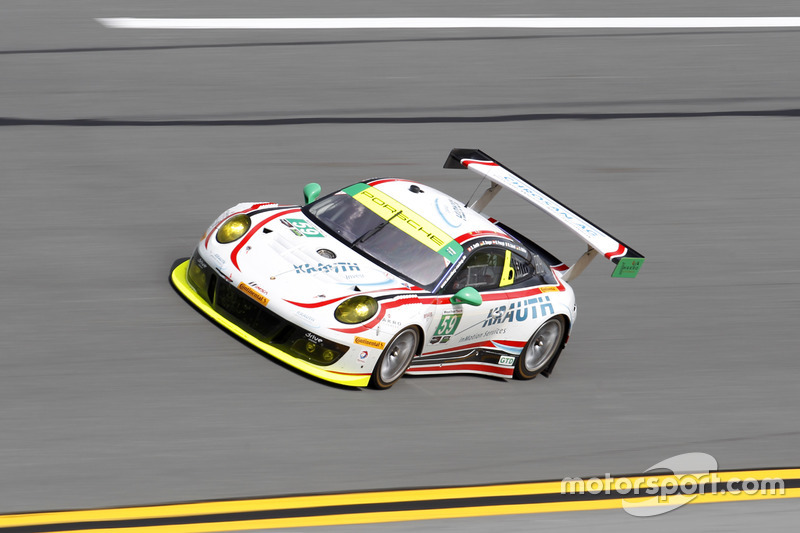 26. GTD: #59 Manthey Racing, Porsche 911 GT3 R