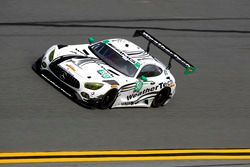 #50 Riley Motorsports Mercedes AMG GT3: Gunnar Jeannette, Cooper MacNeil, Shane van Gisbergen, Thoma