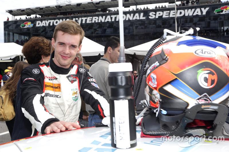 Matteo Cairoli, Manthey Racing