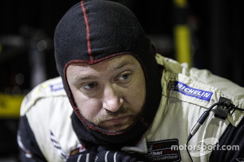 #4 Corvette Racing Chevrolet Corvette C7.R: Oliver Gavin, Tommy Milner, Marcel Fässler crew member