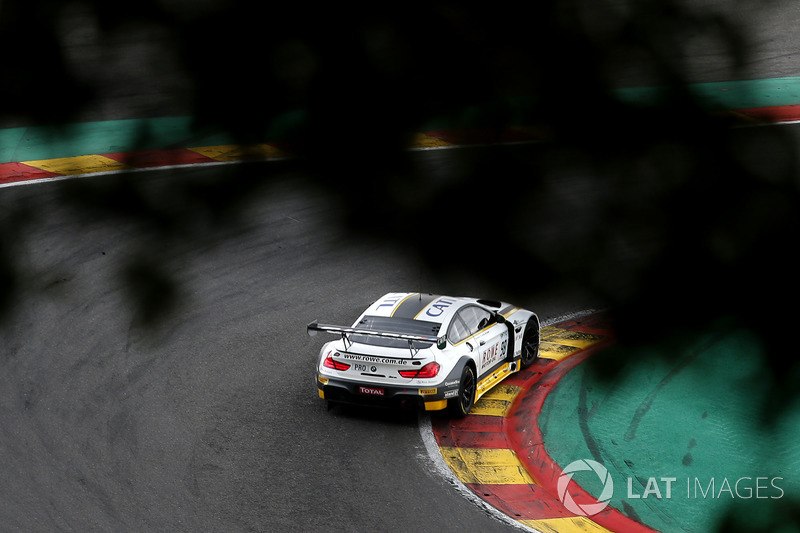 #98 BMW M6 GT3, Rowe Racing, Bruno Spengler, Nicky Catsburg, Tom Blomqvist