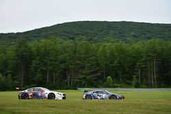 #25 BMW Team RLL BMW M6 GTLM: Bill Auberlen, Alexander Sims, #93 Michael Shank Racing Acura NSX: And