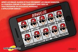 L'humeur de Cirebox - Vive les Kimioji !