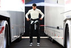 #88 PROTON Competition, Porsche 911 RSR: Joël Camathias