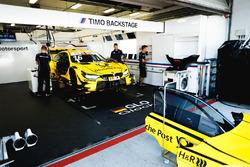 L'auto di Timo Glock, BMW Team RMG, BMW M4 DTM