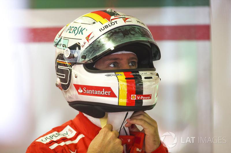 Macaristan - Sebastian Vettel