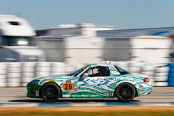 #26 Freedom Autosport Mazda MX-5: Andrew Carbonell, Liam Dwyer
