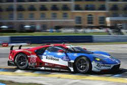 #68 Ford Performance Chip Ganassi Racing Ford GT: Stefan Mücke, Olivier Pla, Billy Johnson