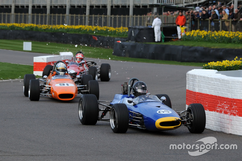 Derek Bell Cup, Peter Thompson, Brabham BT21