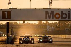 #38 Performance Tech Motorsports ORECA FLM09: James French, Kyle Mason, Patricio O'Ward, #55 Mazda Motorsports Mazda DPi: Jonathan Bomarito, Tristan Nunez, Spencer Pigot