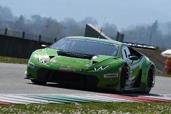 #963 GRT Grasser Racing Team, Lamborghini Huracan GT3: Mark Ineichen , Christoph Lenz, Roberto Pampa