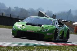 #963 GRT Grasser Racing Team, Lamborghini Huracan GT3: Mark Ineichen , Christoph Lenz, Roberto Pampanini