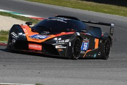 #56 True-Racing, KTM X-BOW GT4: Hubert Trunkenpolz, Klaus Angerhofer, Tomas Enge, Reinhard Kofler