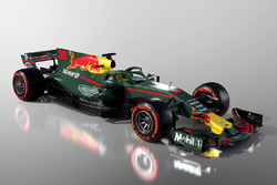 Aston Martin Red Bull Racing livery animatie