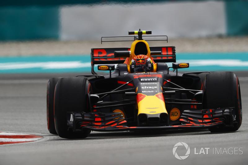 3. Max Verstappen, Red Bull Racing RB13