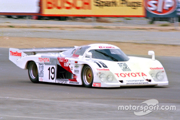 1983: Toyota 83C
