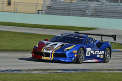 #19 Ferrari of Long Island Ferrari 488 Challenge: Christopher Cagnazzi