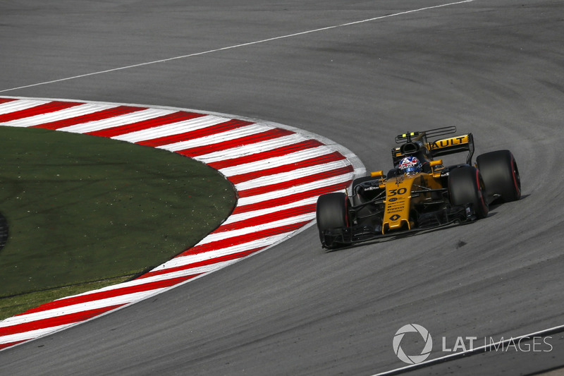15. Джолион Палмер, Renault Sport F1