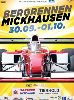 Bergrennen Mickhausen, Affiche 2017