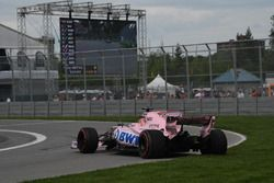 Серхио Перес, Sahara Force India F1 VJM10: разворот