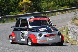 Angelo Mercuri, New Generation Racing, Fiat 500