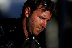 Scott Dixon, Chip Ganassi Racing Honda crew