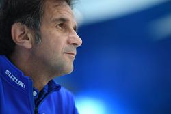 Davide Brivio, Suzuki MotoGP Team Manager
