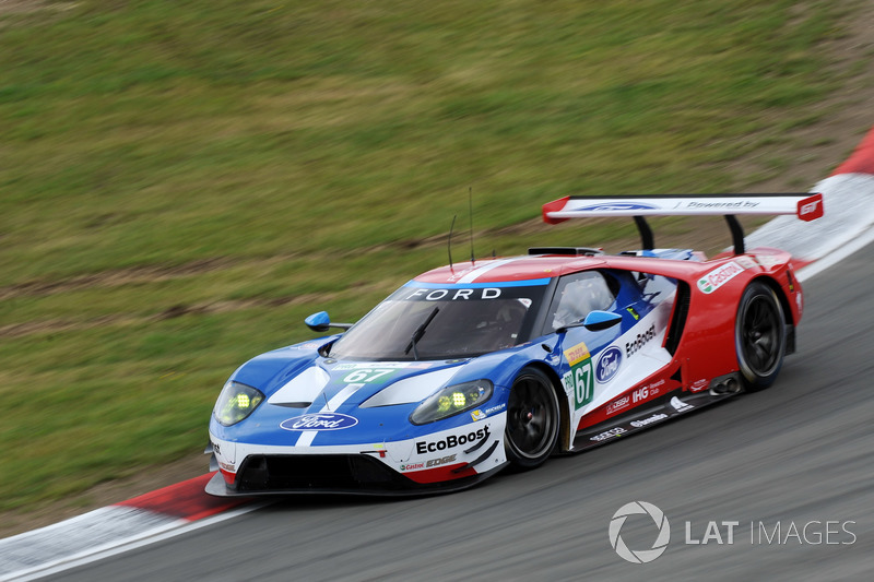 6. GTE-Pro: #66 Ford Chip Ganassi Racing, Ford GT