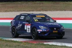Sciaguato- Sciaguato, Seat Motor Sport Italia, Seat Leon Cupra ST-TCS2.0
