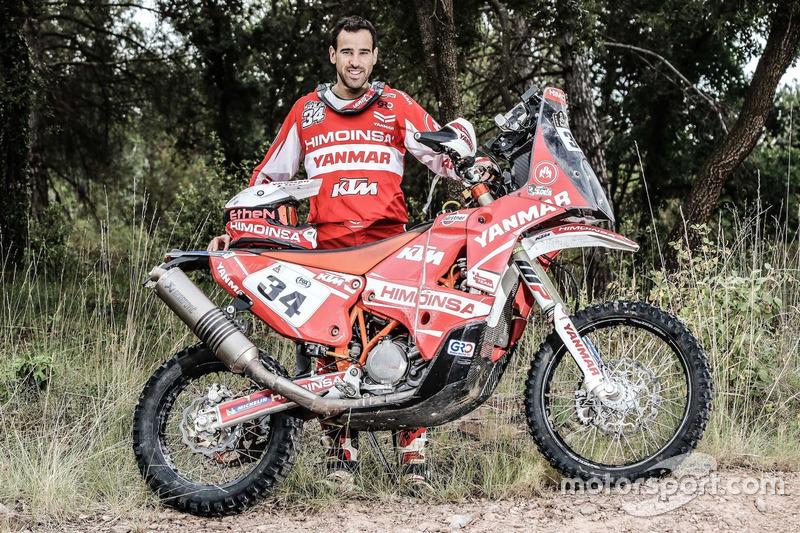 #6 Marc Solà, KTM HIMOINSA