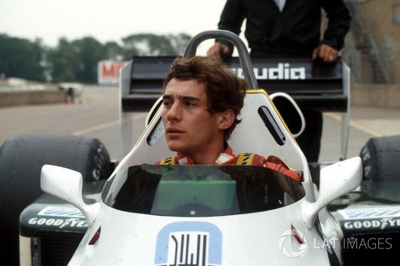 Айртон Сенна, Williams FW08C