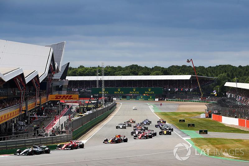F1 (British GP)