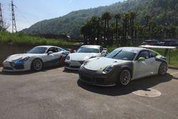 Centri Porsche Ticino, reparto corse di Lugano