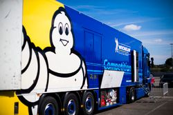 Camion Michelin
