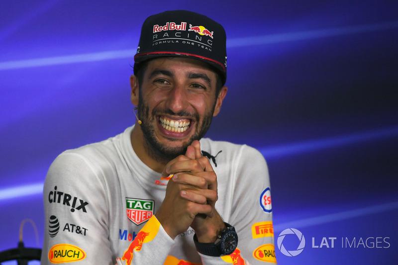 3 місце - Даніель Ріккардо, Red Bull