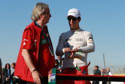 Prof. Dr. Peter Gutzmer, Schaeffler avec Lucas di Grassi, ABT Schaeffler Audi Sport
