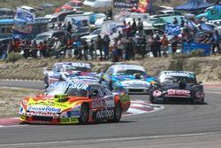 Jonatan Castellano, Castellano Power Team Dodge, Christian Ledesma, Las Toscas Racing Chevrolet, Martin Ponte, GT Racing Dodge