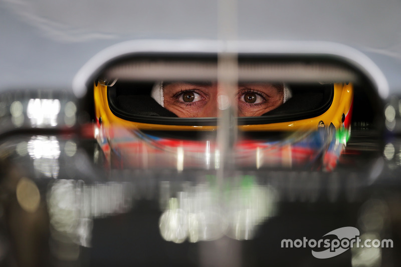 Fernando Alonso, McLaren MP4-31