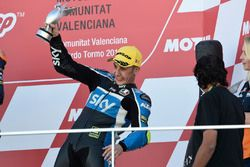 Podium: third place Andrea Migno, SKY Racing Team VR46, KTM