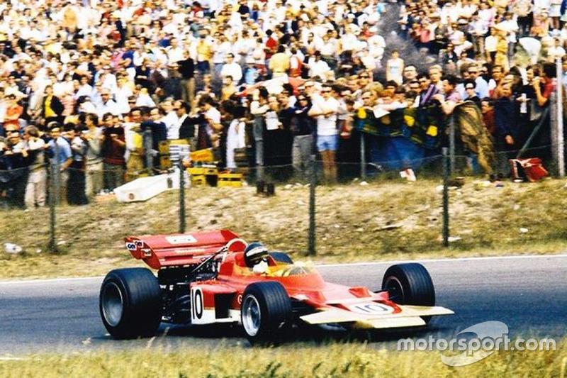 1970: 13 nagydíj – Bajnok: Jochen Rindt